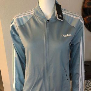 Adidas ladies jacket size M